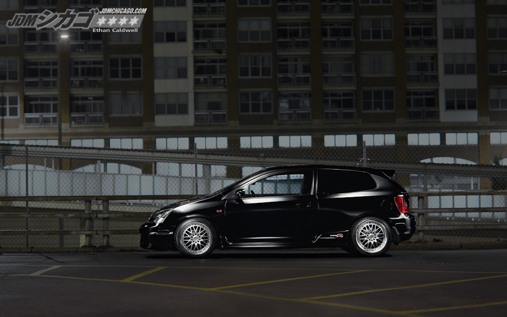 I Love My EP3 Decal Sticker JDM Heart Tuner FOR Honda Civic Si Hatch UK