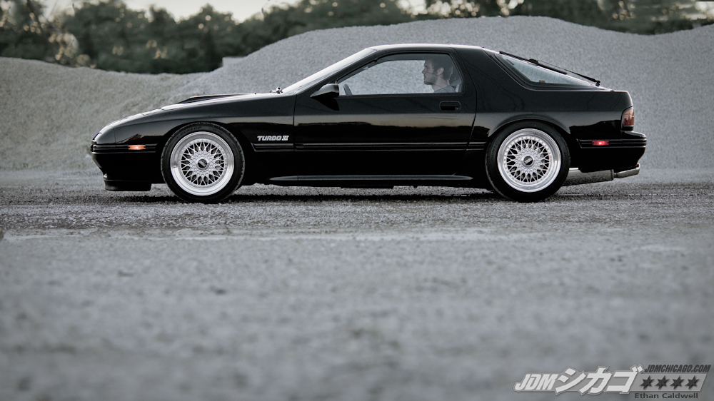 Feature: 1987 Mazda RX-7 «