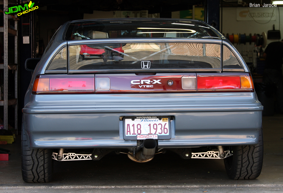 Jdm Cars For Sale >> Feature: 1988 Honda CRX
