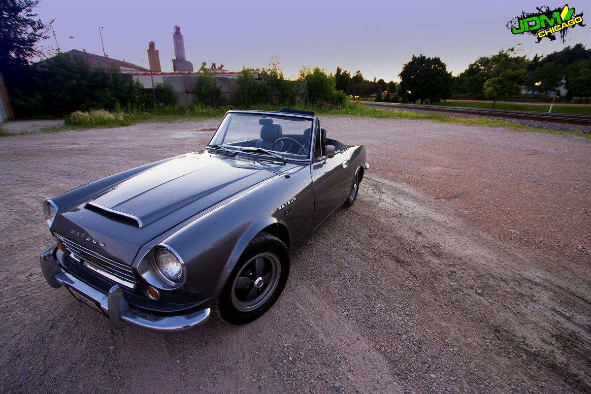 Feature 1968 Datsun Roadster