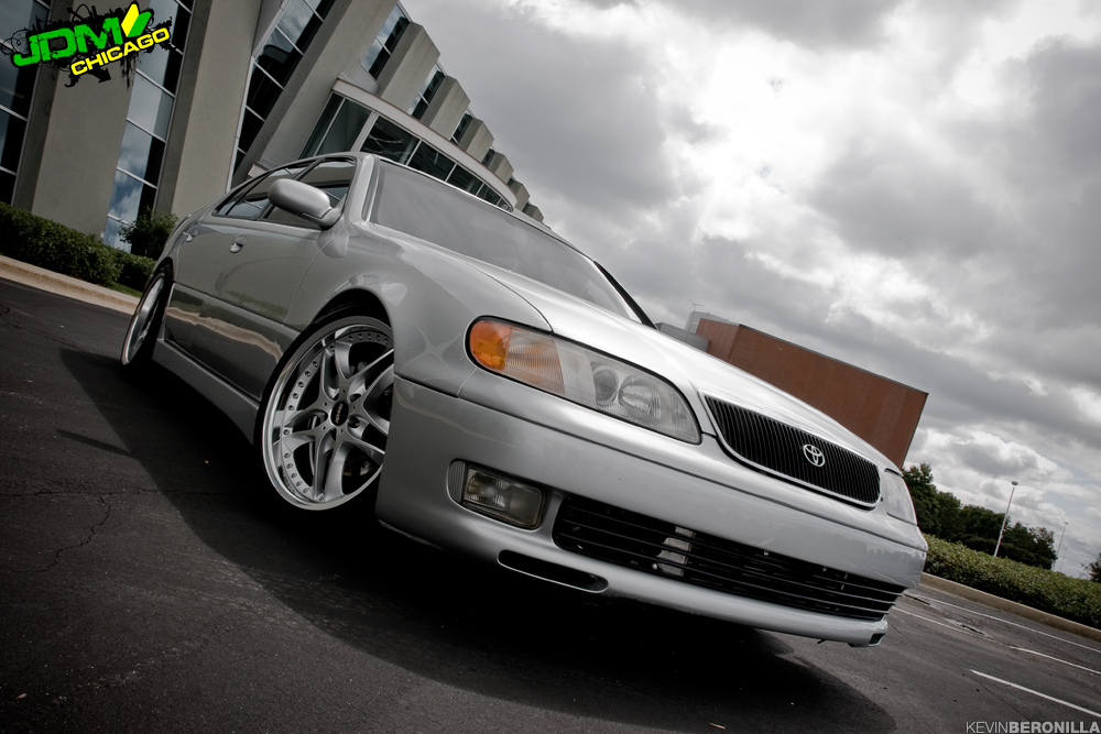 Lexus Of Milwaukee >> Feature: 1993 Toyota Aristo/Lexus GS300