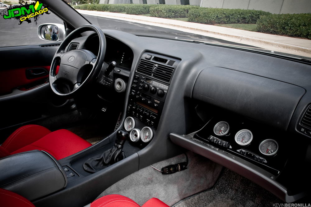 Feature 1993 Toyota Aristo Lexus Gs300