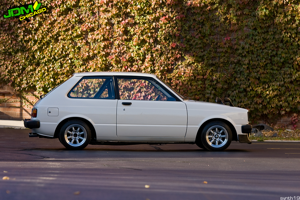 Feature: 1981 Toyota Starlet