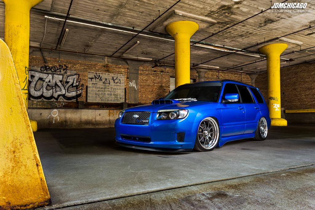 Kyles 2007 Subaru Forester Xt Sports